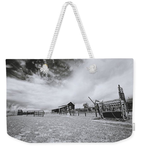 Ranchscape Weekender Tote bag