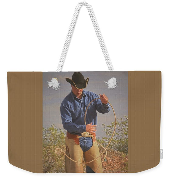 Ready to Draw Weekender Tote bag