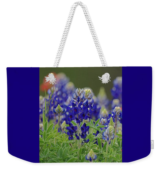 Roadside Beauties Weekender Tote Bag