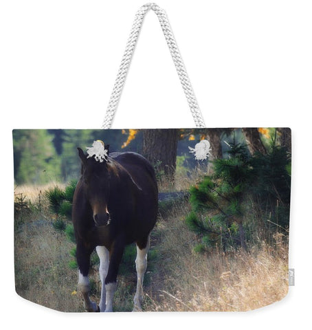 September Surrender Weekender Tote bag