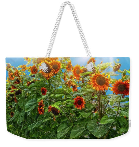 Sunflower Pack Weekender Tote bag