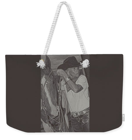 That Cowgirl Within Weekender Tote bag