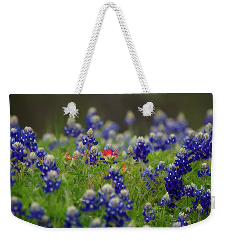 The Lone Star Weekender Tote Bag