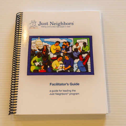Facilitator's Guide - Community Service edition**Out of Print**