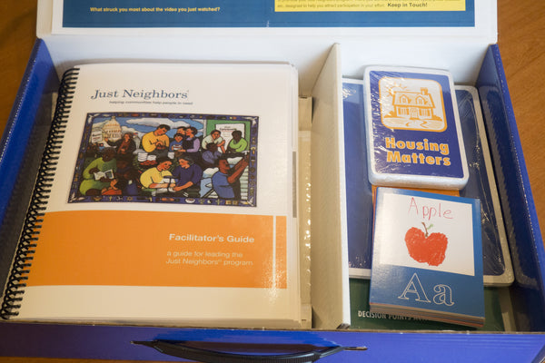 Just Neighbors® Toolkit - Catholic Teaching Edition**Out of Print**