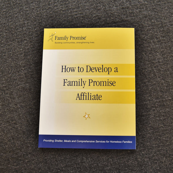 How to Develop a Family Promise Affiliate