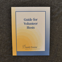 Guide for Volunteer Hosts