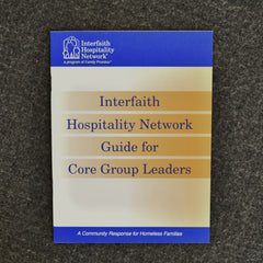Interfaith Hospitality Network Guide for Core Group Leaders