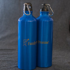Family Promise Water Bottle