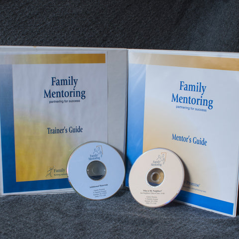 Family Mentoring Curriculum - Affiliates