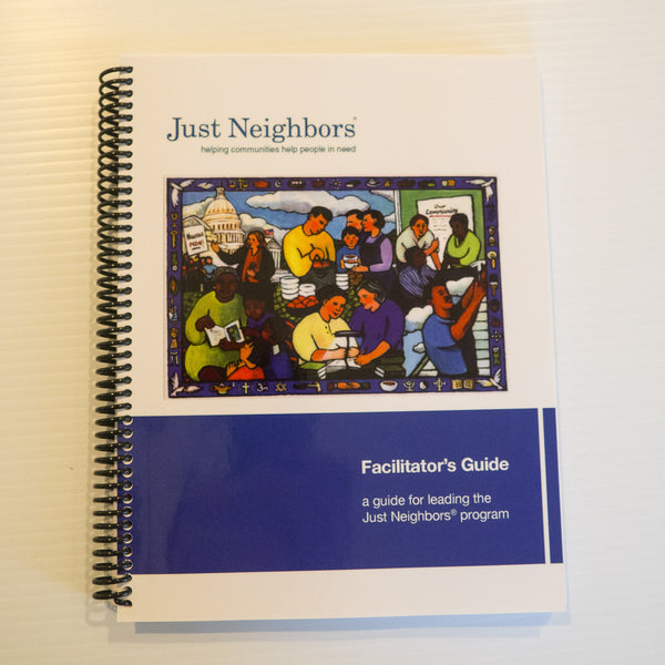 Facilitator's Guide - Interfaith edition**Out of Print**
