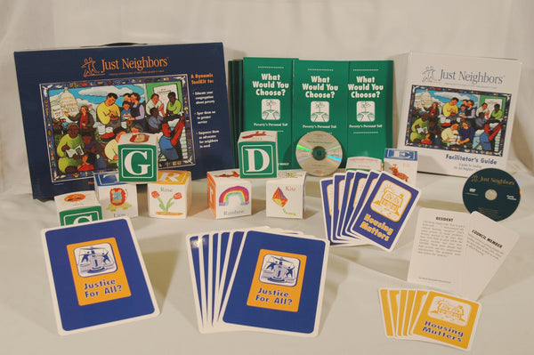 Just Neighbors® Toolkit - Interfaith Edition**Out of Print**