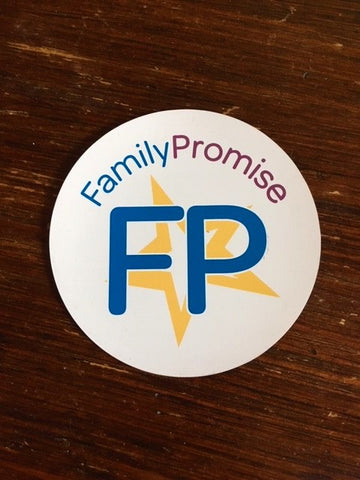 Family Promise Car Magnet