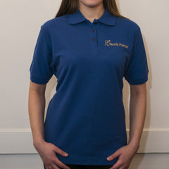 Family Promise Polo Shirt - Women