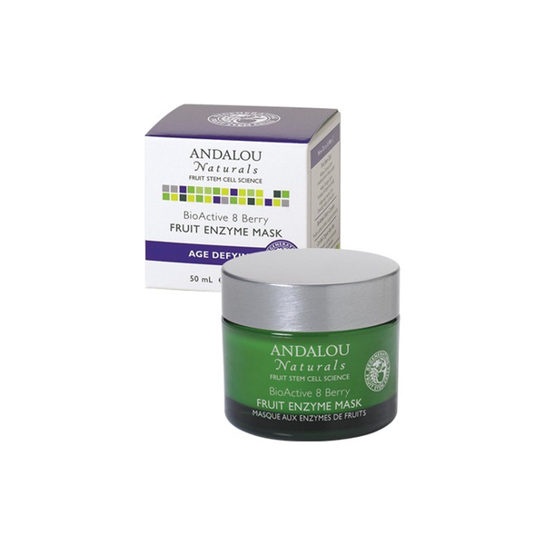 BioActive 8 Berry Fruit Enzyme Mask - ninesis