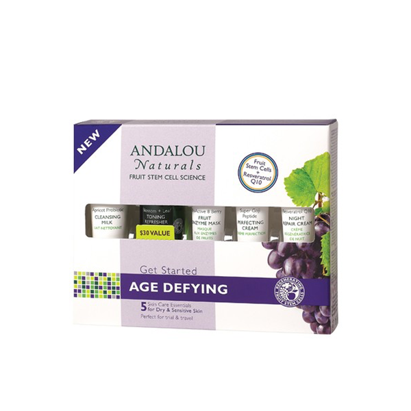 Get Started Age Defying Kit (A $30.00 value) - ninesis