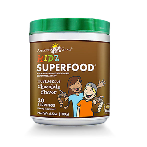 Kidz SuperFood Chocolate - ninesis