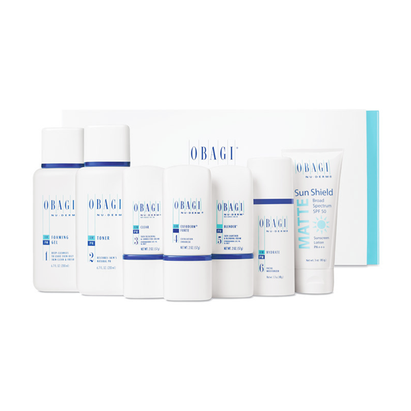 Obagi - Nu-Derm System,  Travel Set Normal to Oily - ninesis