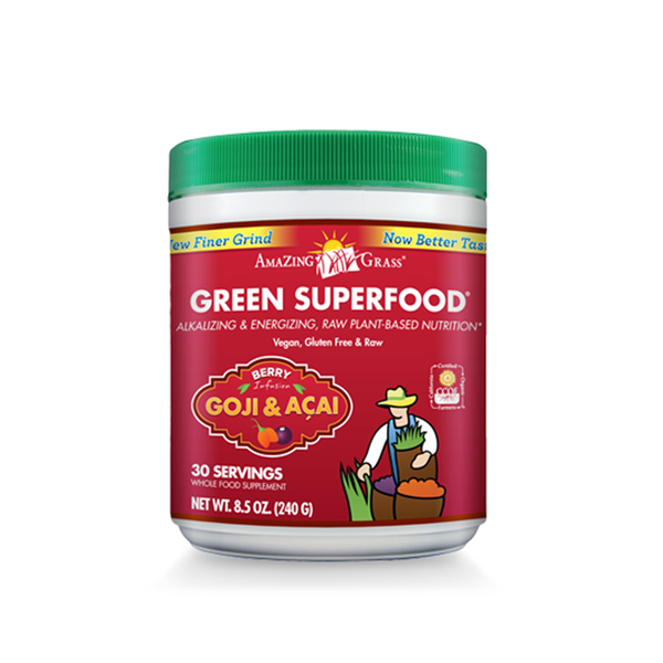 Green SuperFood Berry - ninesis