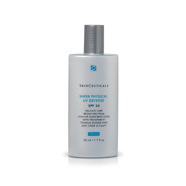 SkinCeuticals - Sheer Physical UV Defense SPF 50, 50ml - ninesis