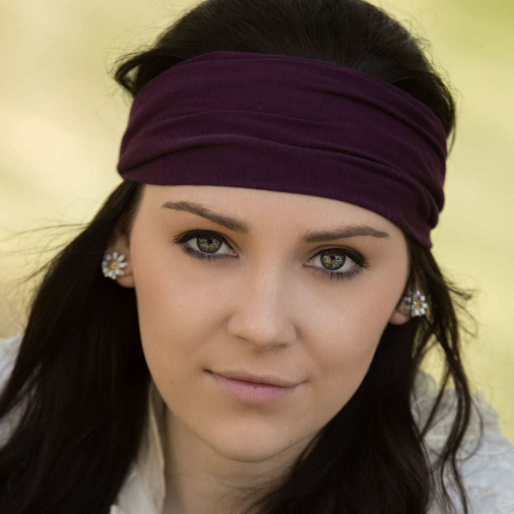 Sports Wrap Headbands