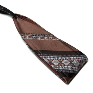 Turquoise & Gray Flannel Pocket Scarf