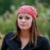 Terracotta Bandana Kerchief Headband