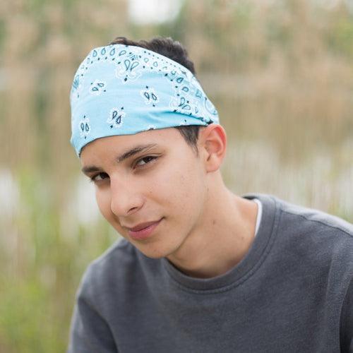 Men's Bandanna Headband