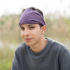 Men's Purple Headband