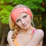 Pink Turband Headband