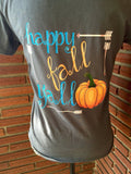 Fall Custom Printed Transfers