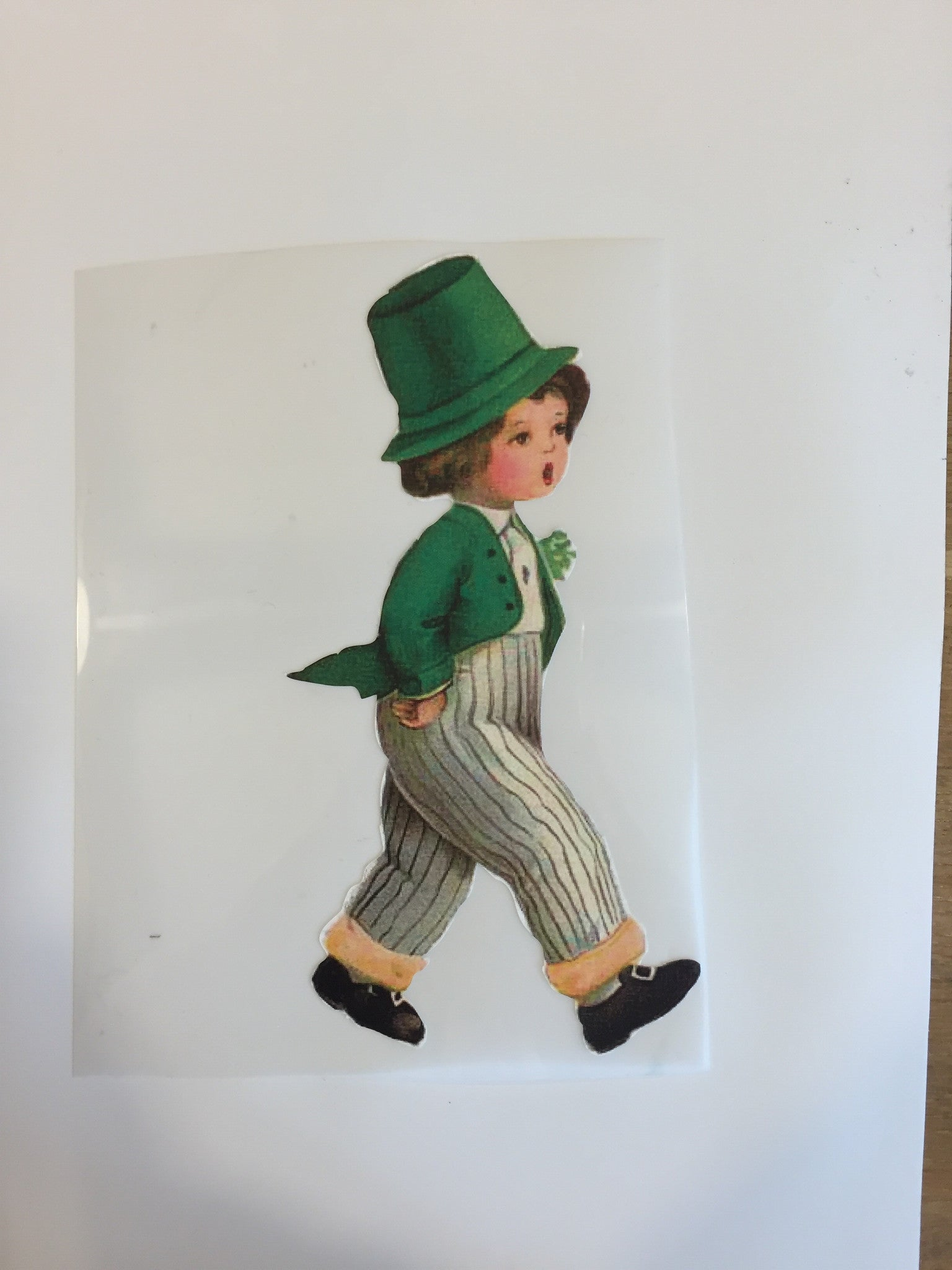 St. Patricks Day Custom Printed Transfers