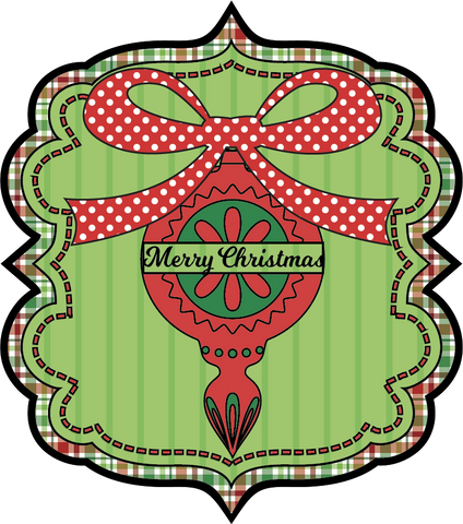 Christmas Printed Transfers