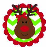 Printed Christmas Transfers for Children