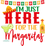 Cinco De Mayo Custom Printed Transfers