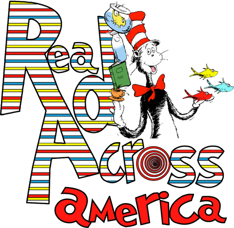 Dr. Seuss Reading Across America Day Transfers
