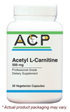 Acetyl-L-Carnitine / 500mg