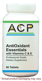 AntiOxidant Essentials / with Vitamins C & E
