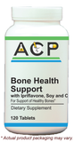 Bone Health Support / with Ipriflavone, Soy, & Calcium