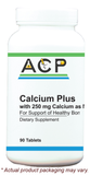 Calcium Plus / with 250mg Calcium as MCHC