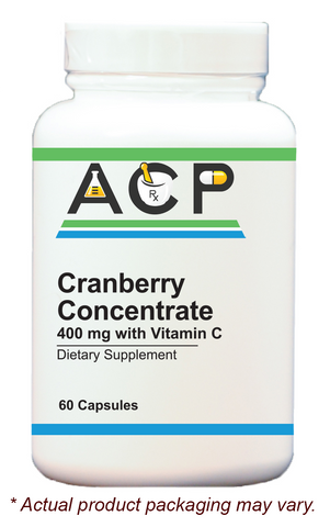 Cranberry Concentrate / 400mg with Vitamin C