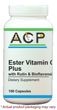 Ester Vitamin C Plus / 675mg / with Rutin & Bioflavonoids