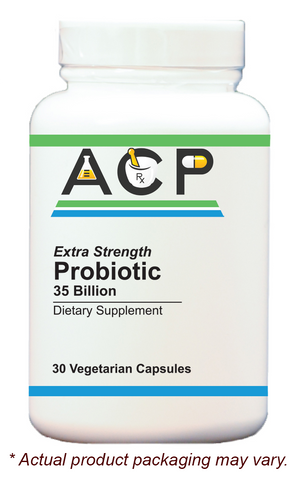 Extra Strength Probiotic / 35 Billion