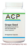 Grape Seed / Standardized Extract 100 mg with Red Grape Skin