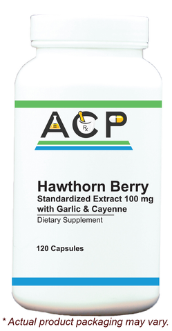 Hawthorn Berry Extract / 100mg