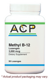 Methyl B-12 Lozenges 3000mcg