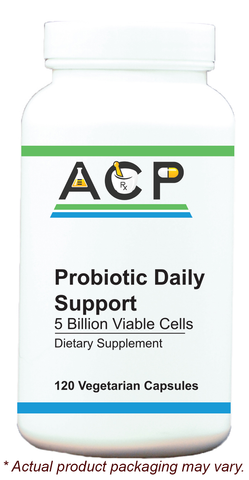 Probiotic Daily Support / 120 Caps