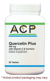 Quercetin Plus / 500mg with Vitamin C & Turmeric
