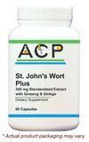 St.John's Wort Plus / 300mg Standardized Extract with Ginseng & Ginkgo