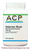 Valerian Root / Standardized  Extract 125mg